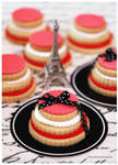 Wild Rose Parisian Styled Sugar Cookies