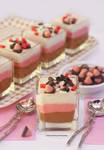 Neapolitan Mousse by theresahelmer