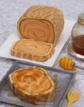 Honey Cake Roll