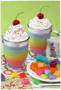 Juicy Rainbow Goodness
