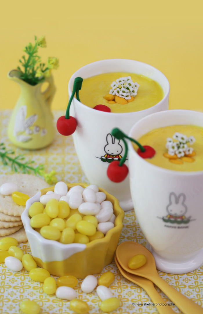 Lemon Mousse by theresahelmer