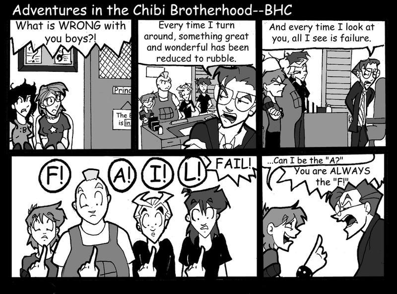 Putting the U in Failure by TheBrotherhoodclub