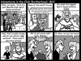 Skirting the Issue by TheBrotherhoodclub