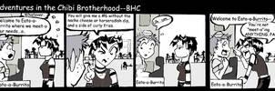 Meet, Greet, Repeat by TheBrotherhoodclub
