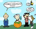 Comic Contest Promo