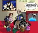 HAPHAZARD HOLIDAY CONTEST
