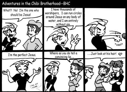 Doubting Director by TheBrotherhoodclub