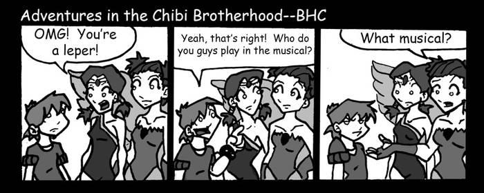 Kids Can Be So Cruel by TheBrotherhoodclub