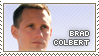 Brad Colbert Stamp by mariavillalonga