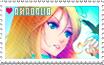 Amadalia_stamp2 by Miyuki-Tsukiyono