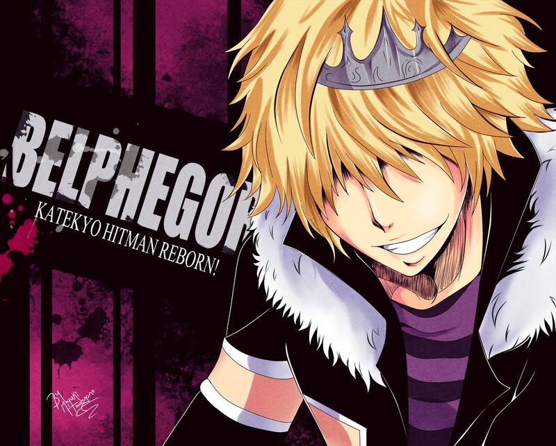 Future Belphegor Reborn KHR-Belphegor b...