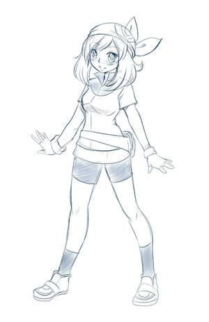 May Sketch by Miyuki-Tsukiyono
