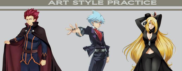 some_pokemonchmapions_Styles_practice