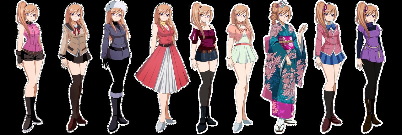 YGO_OcLyra_dress by Miyuki-Tsukiyono