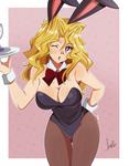 YGO_DM_Mai_BunnyPlay