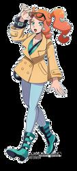 Pokemon_SS_Sonia by Miyuki-Tsukiyono