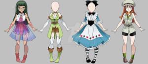 CLOSED_Adoptable_dress set11