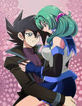 Loves Chazz and Mei