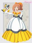Commission Evelyn Cute Dress