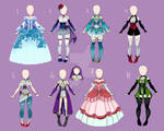 OPEN_Cute dress set (available)1,2,3,4,6