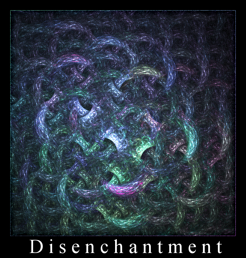 Disenchantment by Gygrazok