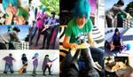 Gorillaz Cosplayers Tribute 2