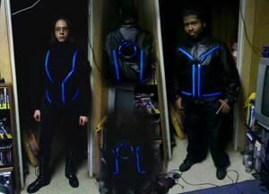 Tron costumes alpha ver
