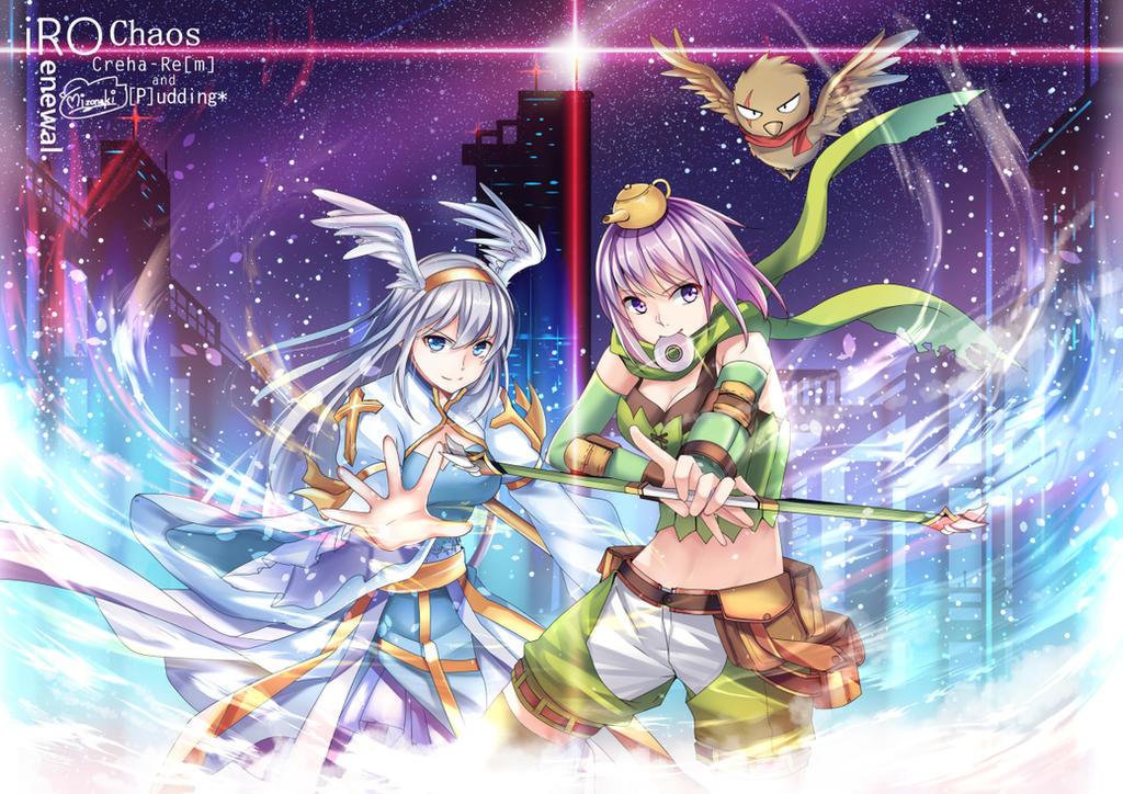 Fan art Ragnarok Online by mizonaki