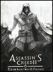Ezio Auditore di Firenze by NeoAks007