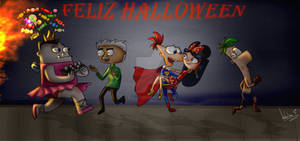 PnF- Feliz Halloween