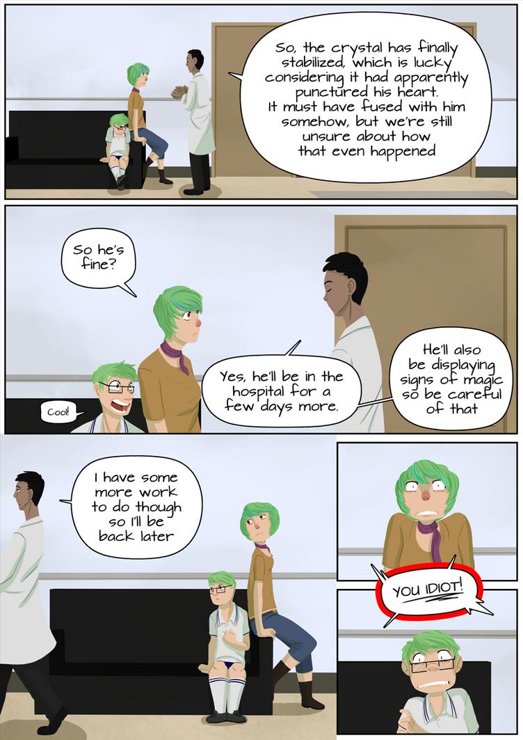 Bobby's Tale 16 by ZannyHyper