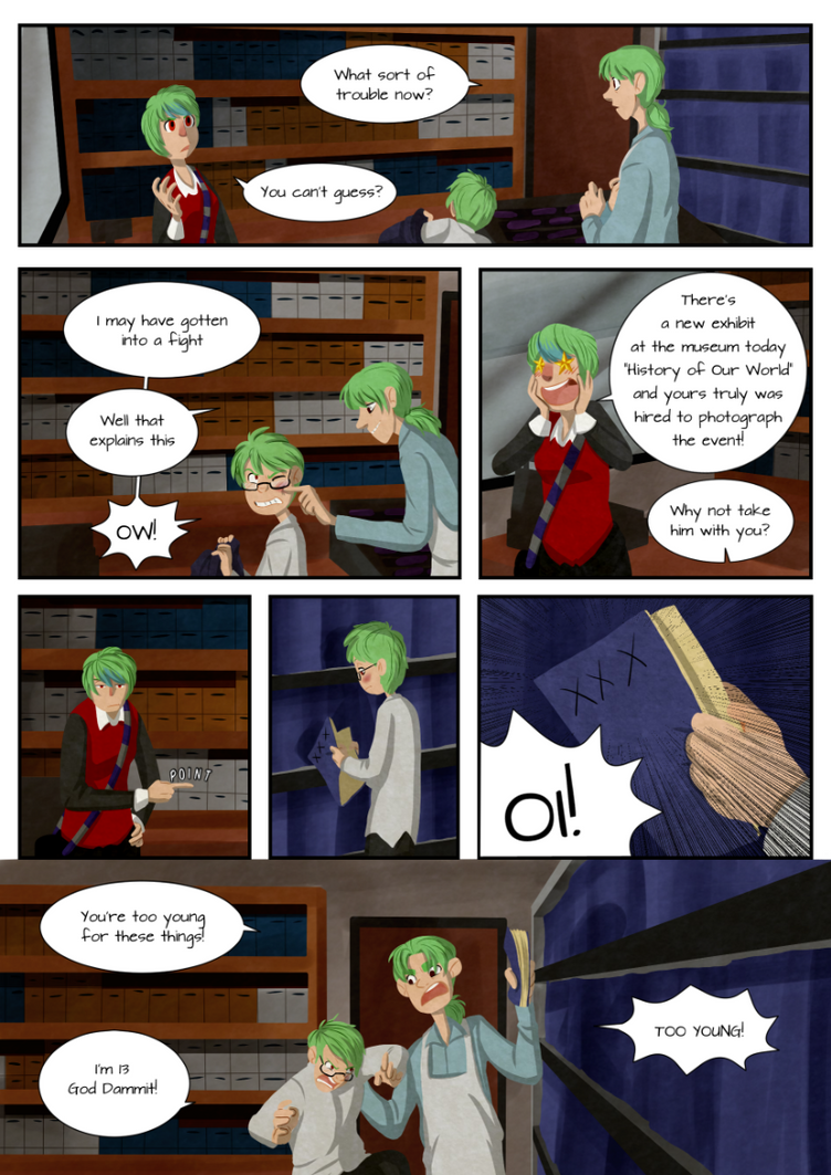 Bobby's Tale CH 2 Page 3 by ZannyHyper