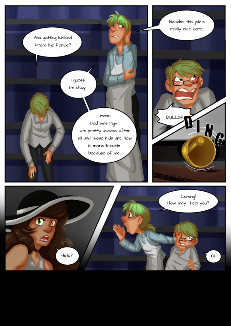 Bobby's Tale CH 2 Page 7 by ZannyHyper