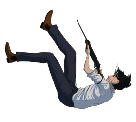 Falling Dahes