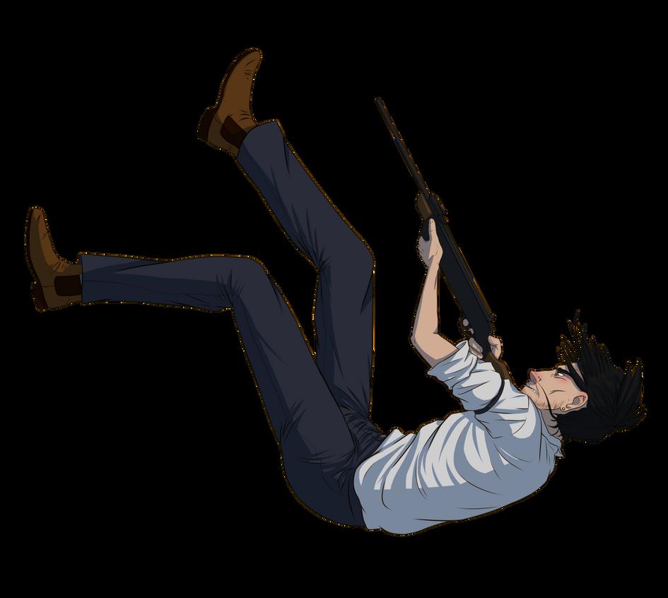 Falling Dahes by ZannyHyper