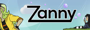 Zanny Youtube Banner