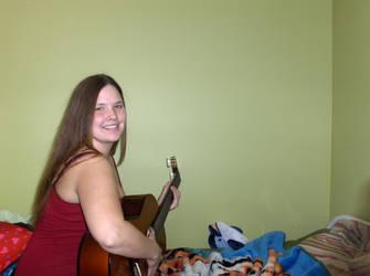 guitar stock by mirameli