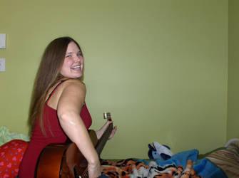 guitar stock 3 by mirameli