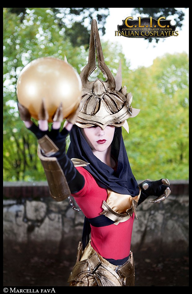 This power is mine to command. by Aleeusha