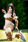 A wind Nidalee appears
