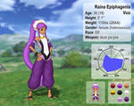Raina Epiphagenia Vuo