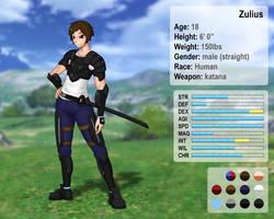 Zulius - commission