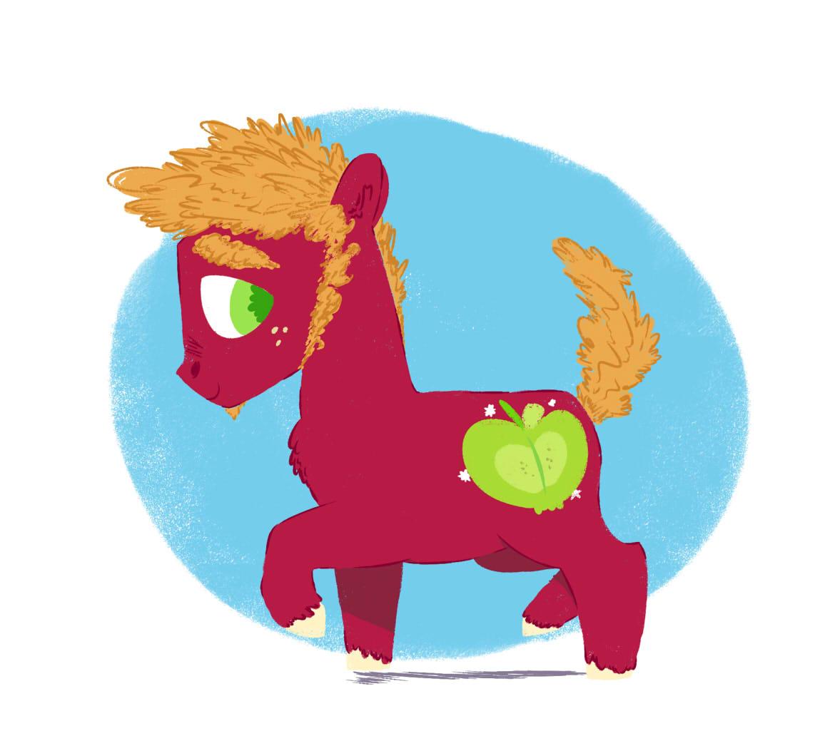 Shaggy Mac by Blleeeaauuurrgghhh