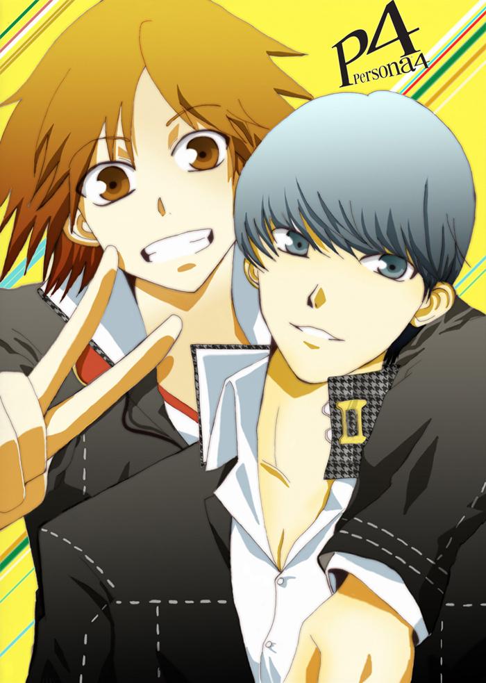 Persona 4 dating yosuke
