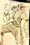 + My Hero Academia - Bakugou +