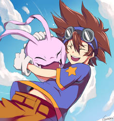 Digimon - Never Forget Summer 1999-2000
