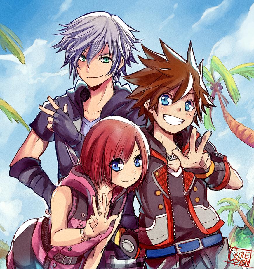 Kingdom Hearts 3 By Gurepyon On DeviantArt