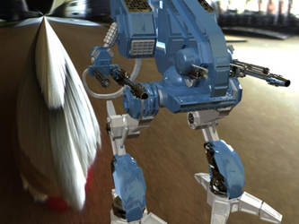 Robotic Rigging by MechWarriorsClub
