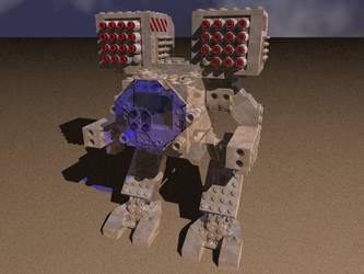 Lego Mad Cat OmniMech by MechWarriorsClub