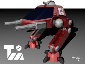 Telumagnus  V02 by MechWarriorsClub